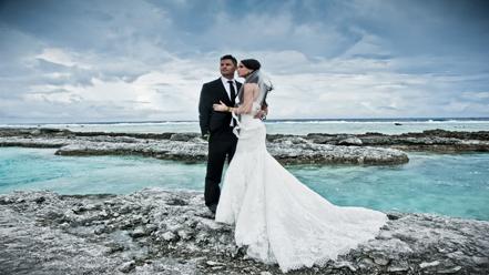 Emily + Justin – Bora Bora