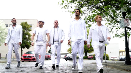 Backstreet Boys Parody